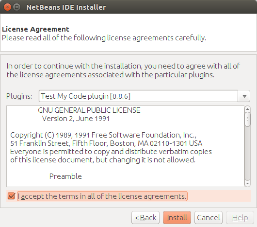 NetBeans Plugins Source